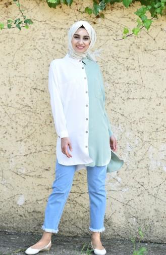 White Tunic 6297-05