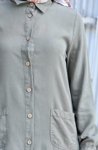 Khaki Tunic 6305-01