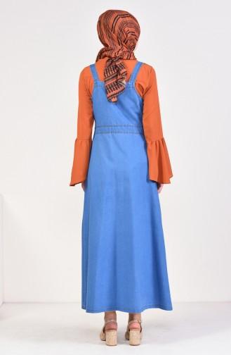 Jeans Blue Gilet 4041-02