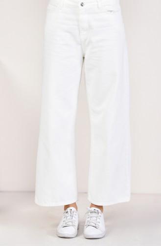 Ecru Pants 2577-01