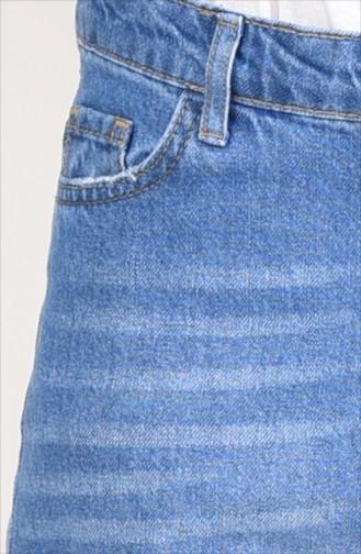 Jeans Blue Pants 2577-02