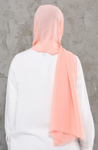 Levidor Plain Pleated Shawl  2228-20 Light Pink 2228-20
