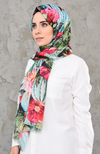 Black Shawl 4339-01