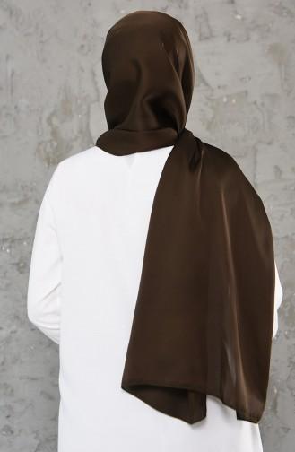 Dark Brown Shawl 4347-01