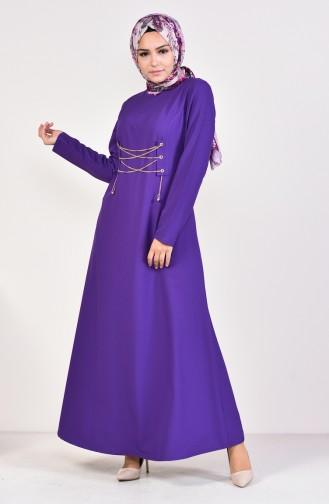 Kleid 1189-03 Lila 1189-03
