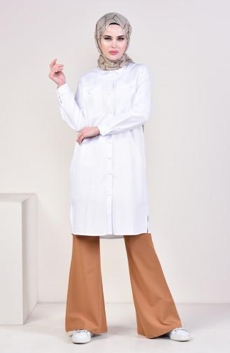 Tunique Blanc 1293-01