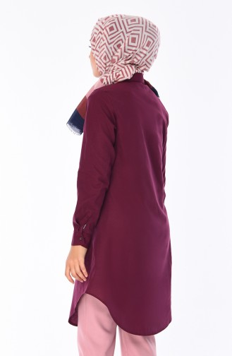 Tunique Plum 2483-12