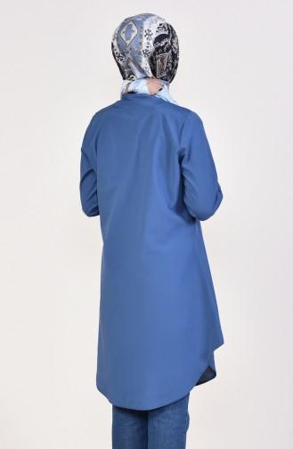 Tunique Bleu marine clair 6475-14
