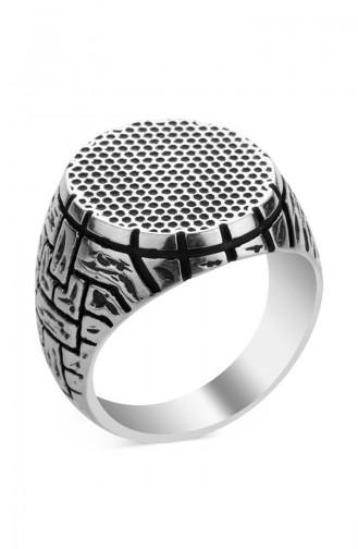 Silbergrau Ring 001