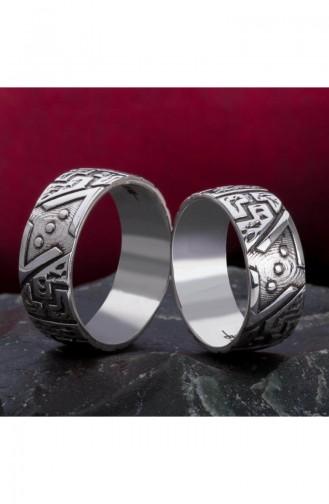 Çukur Dizisi Gümüş Alyans Çifti CUKUR-007