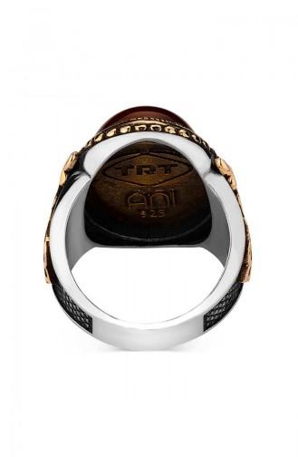 Brown Ring 024