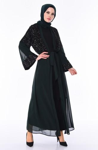 Emerald Abaya 52750-02