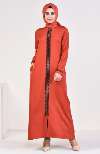 Striped Abaya 99194-06 Tile 99194-06