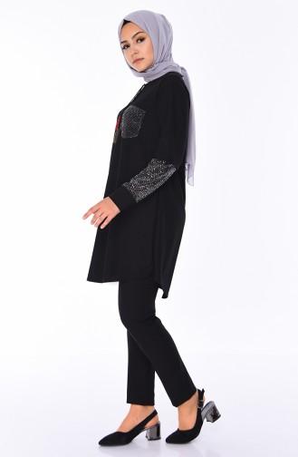 Black Tunic 9029-05