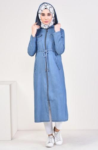 Jeans Blue Cape 4034-02