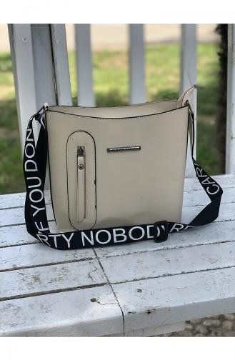 Cream Shoulder Bag 11-06
