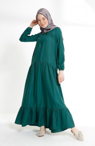 Emerald İslamitische Jurk 7268-10