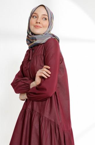 Damson İslamitische Jurk 7268-08