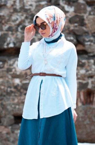 White Tunic 6294-06