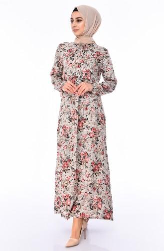 Pink Dress 0542-03