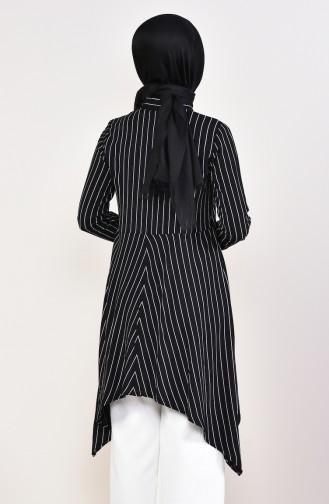 Tunique Noir 4168-03