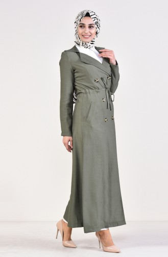 Trench Coat Khaki 6822-03