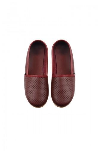 Dame Schuhe 0127-08 Weinrot 0127-08
