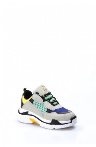 Yellow Sport Shoes 865ZA1809-16781942