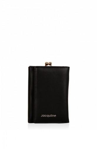 محفظة نقود أسود 191DJ8005-Siyah-01