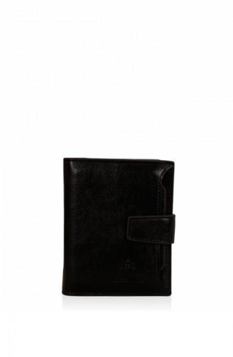 محفظة نقود أسود 191DJ8007-Siyah-01