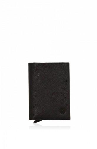 ماتموزيل ديمتري حامل بطاقات من الجلد 191Br105T لون اسود 191BR105T-Siyah-01
