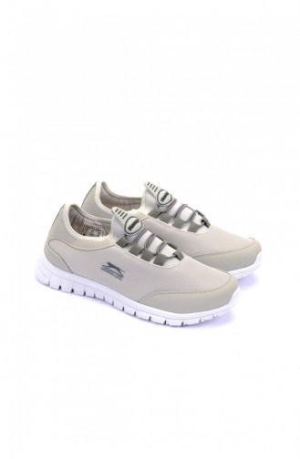الأحذية الكاجوال رمادي 80269