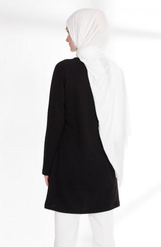 Tunique Noir 3087-12