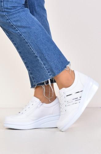 Women´s Sports Shoes 0101-04 White 0101-12