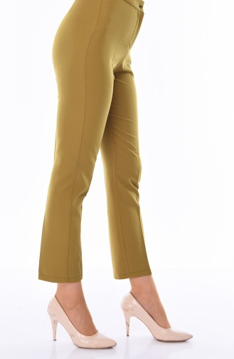 Oil Green Broek 1102-20