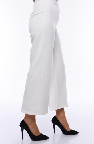 Pantalon Ecru 1104-02
