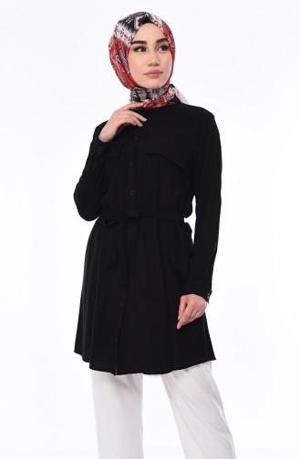 Black Tunic 0683-02