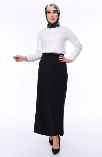 Pencil Skirt 2207-01 Black 2207-01
