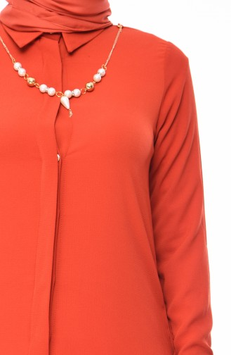 Necklace Tunic  4224-08 Tile 4224-08