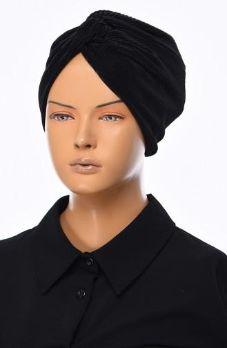 Bonnet  1038-11 Schwarz 1038-11