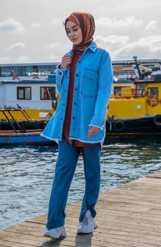 Jeans Blue Jacket 6311-02