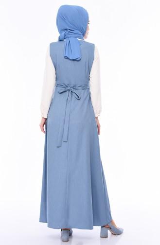 Ensemble Bleu 3877-02