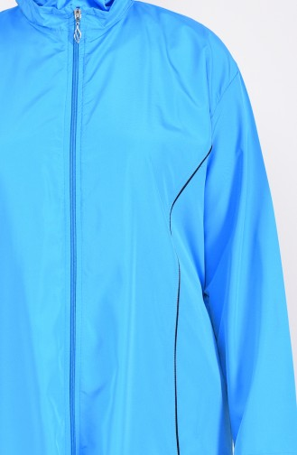 Tesettür Mayo 15251 Mavi