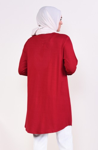 Claret red Tuniek 50504-06