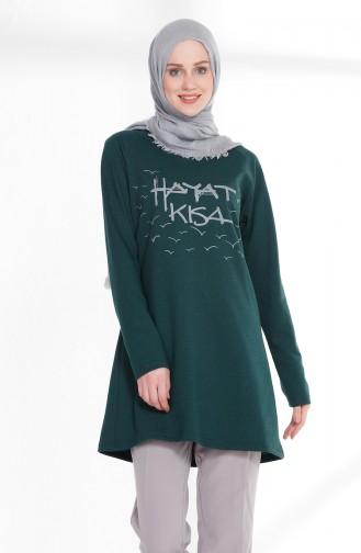 Emerald Tunic 3087-11