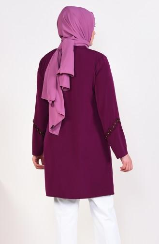 Purple Tunic 1659-03