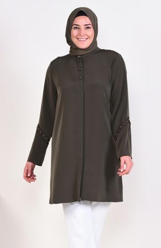 Khaki Tunic 1659-05