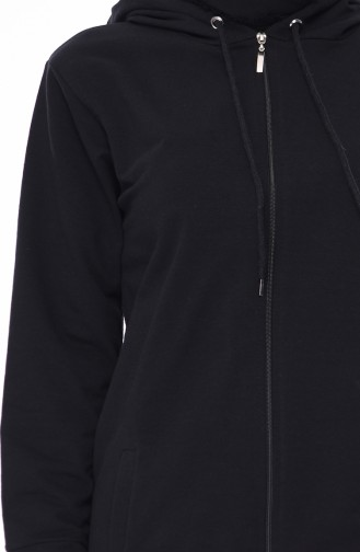 Spor Tunik 19010-01 Siyah 19010-01