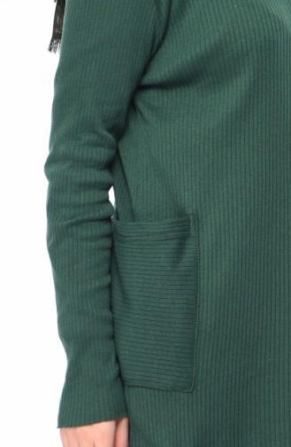 Cepli Tunik 8116-02 Yeşil