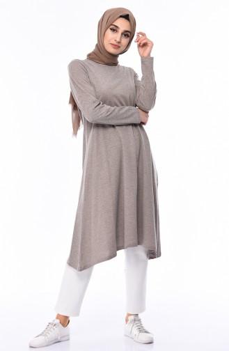 Long Tunic 7895-07 Mink 7895-07